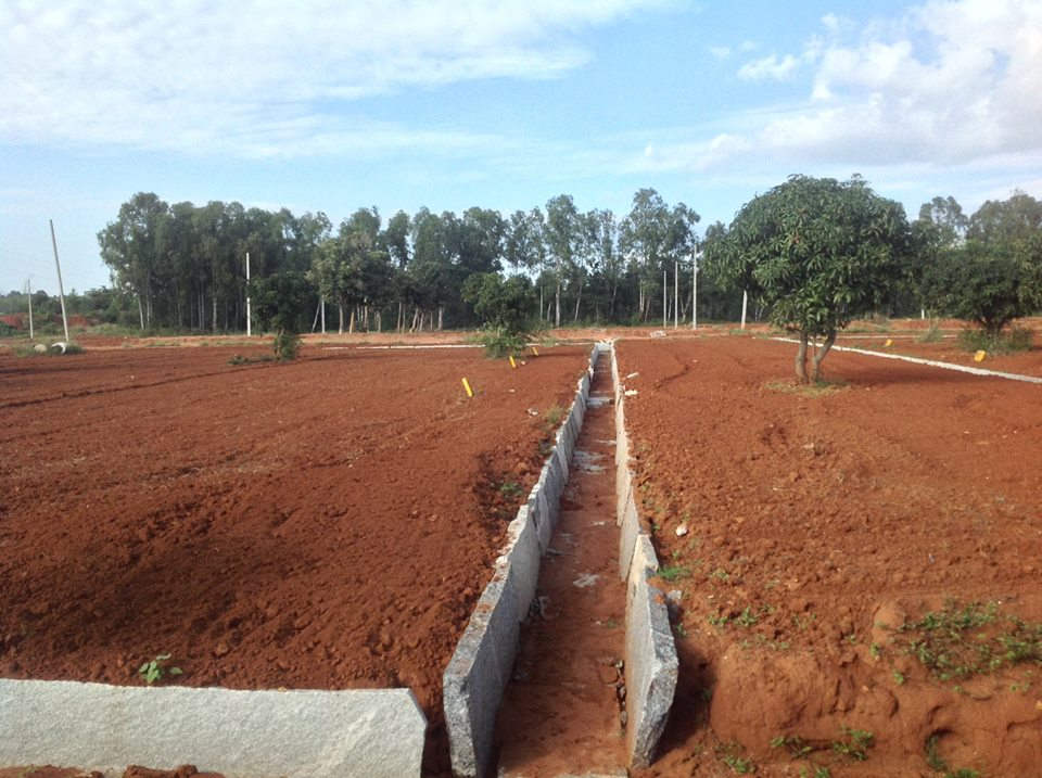 Residential plot-smilee nisarga-for sale-project-BMRDA approved-Plots for sale in Bangalore